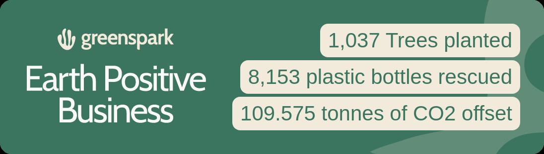 Greenspark | Plastic & Carbon Offset